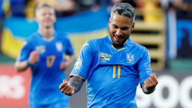 Месть Шевченко: назовите лучшего игрока сборной Украины в матче с Литвой