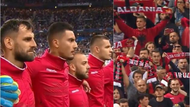 Матч Франция - Албания едва не сорвался: вместо албанского гимна включили гимн Андорры