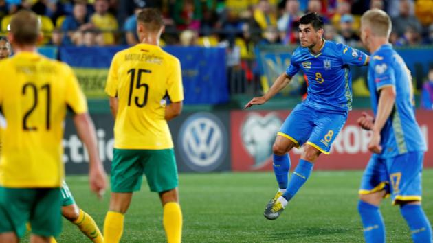 Литва - Украина: аналитики назвали неожиданного лучшего игрока матча