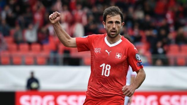 Экс-динамовец помог Швейцарии разгромить Гибралтар: обзор отборочного матча на Евро-2020