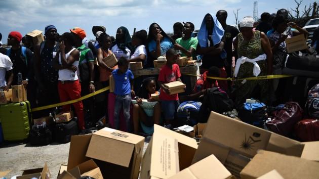 На Багамах число пропавших без вести из-за урагана «Дориан» превысило тысячу человек