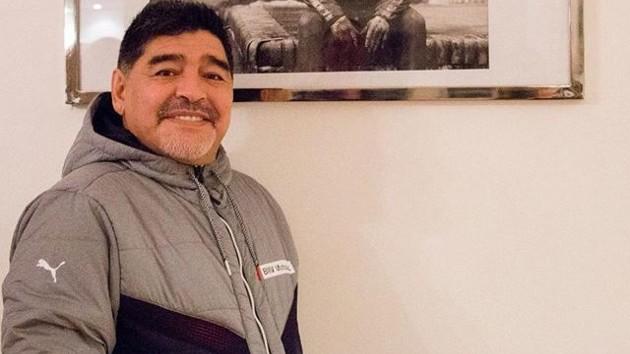 Марадону изолировали от команды: у него подозревают коронавирус