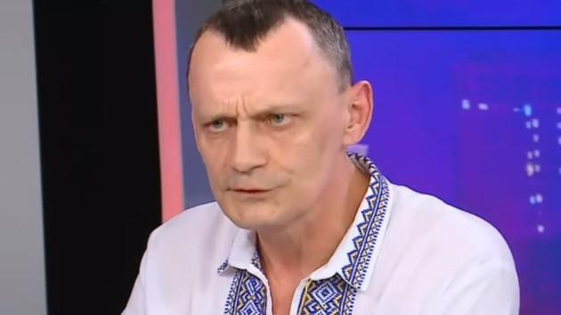 Николай Карпюк выписался из «Феофании»