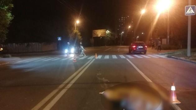 В Харькове автомобиль насмерть сбил пенсионерку и скрылся – полиция