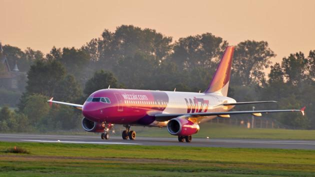 Цены от 10 евро: Wizz Air запускает новые авиарейсы из Украины