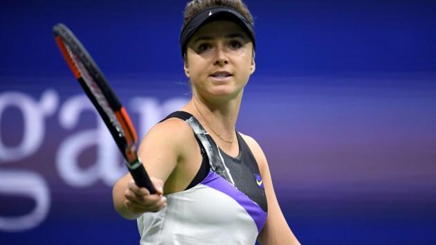 Марафон в 42 мяча: Элина Свитолина покидает турнир в Китае