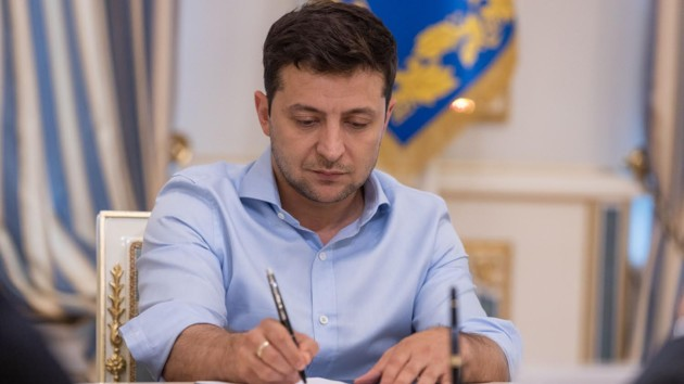 Зеленский снова сменил глав СБУ в нескольких областях