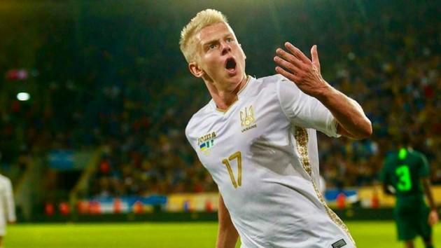 Зинченко стал самым дорогим украинским футболистом - официально