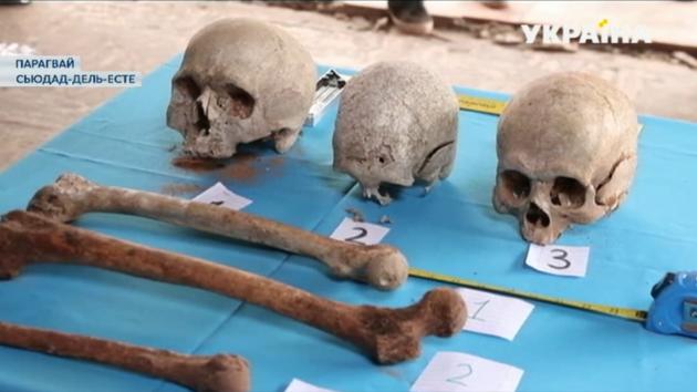 В доме бывшего диктатора Парагвая обнаружили человеческие останки