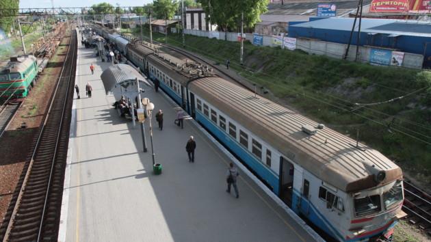 В Киеве перенесли запуск городской электрички
