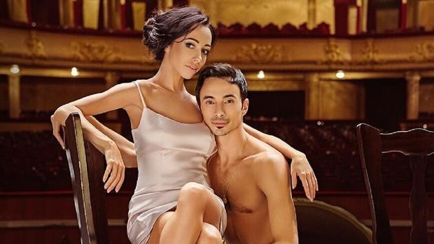 Екатерина Кухар и Александр Стоянов сыграют свадьбу в прямом эфире