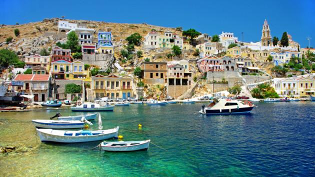 Греция – одна из лучших стран для отдыха осенью
