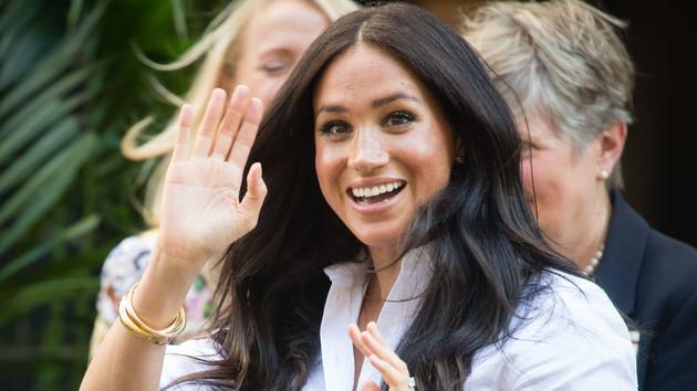 Меган Маркл официально вышла из декрета: чем займется герцогиня