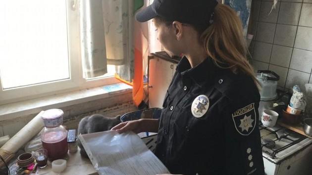 В Киеве из пьющей семьи забрали двухлетнего ребенка