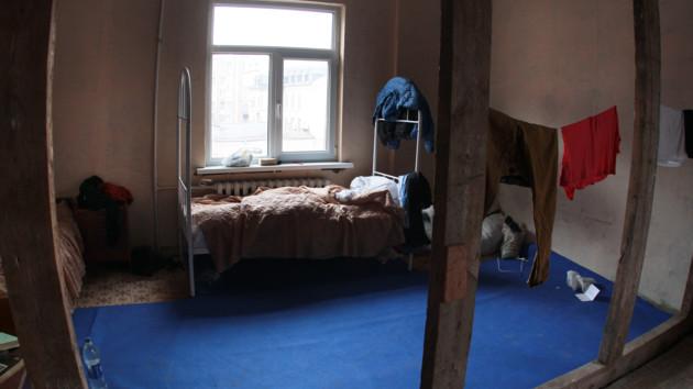 В Киеве подсчитали число нелегальных хостелов
