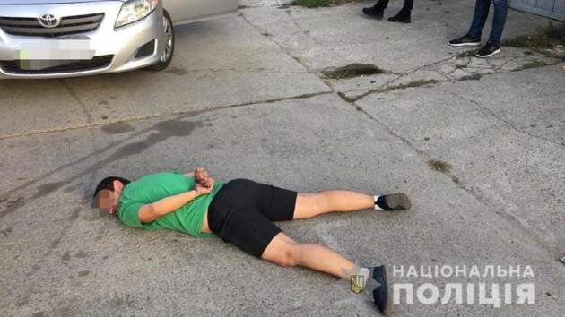 В Киевской области поймали дерзкую банду разбойников: фото