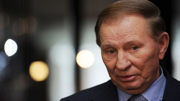 Кучма: Украина не примет «формулу Штайнмайера» на условиях России