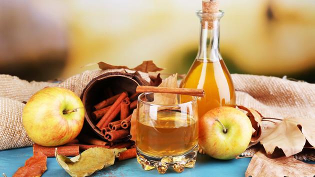 Как приготовить домашний яблочный сидр