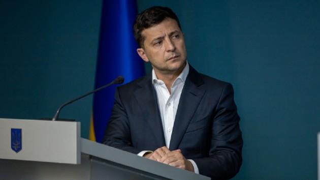 Зеленский назвал условие местных выборов на Донбассе