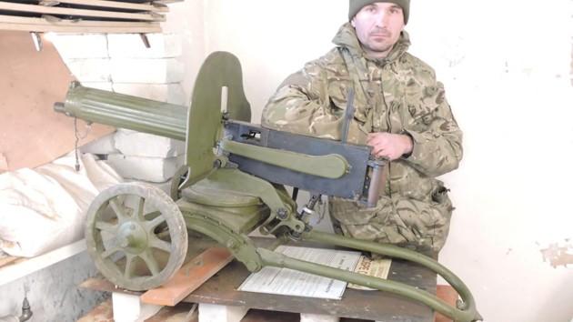 Названо имя погибшего на Донбассе бойца Нацгвардии