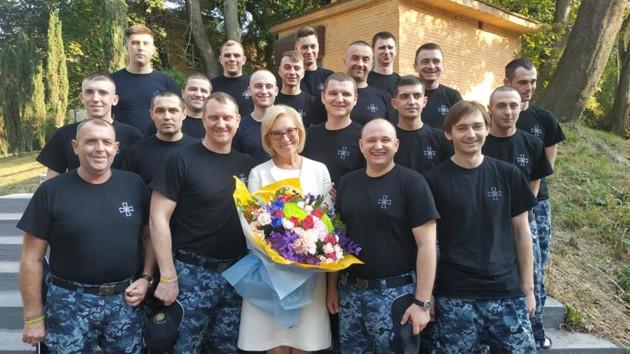 Денисова об обмене: В списке было только 24 моряка - Зеленский вел переговоры, о которых мы не знаем