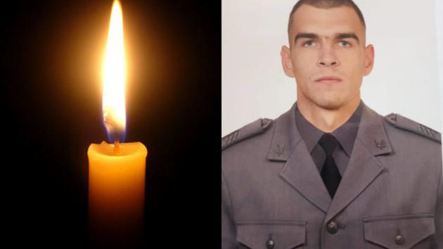В госпитале скончался спецназовец, получивший смертельные ранения на Донбассе