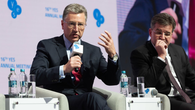 Волкер назвал вопрос, в котором Украине нельзя идти на компромиссы по Донбассу