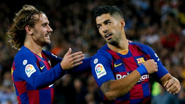 """""""Реал"""" и """"Барса"""" побеждают, Лунин скучает на скамейке: все результаты  4-го тура чемпионата Испании"""