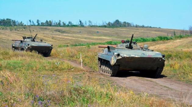 На передовой снова было горячо: военные рассказали о ситуации на Донбассе