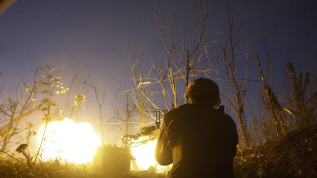 Ночные бои на Донбассе: боевики ударили из гранатометов и минометов