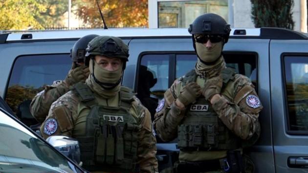 В Польше задержаны украинцы из «спецслужбы» за контрабанду янтаря (фото)