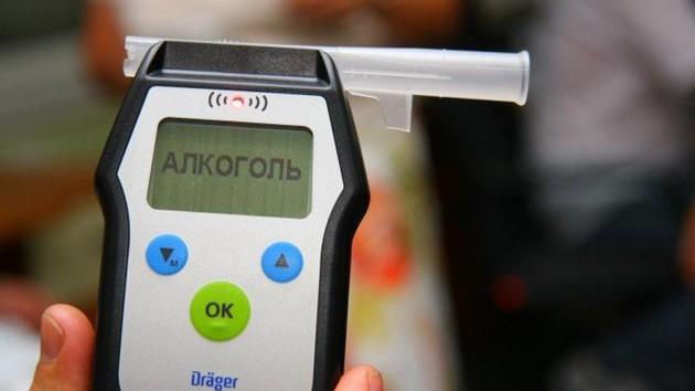 В Ровно мужчина установил рекорд пьяного вождения