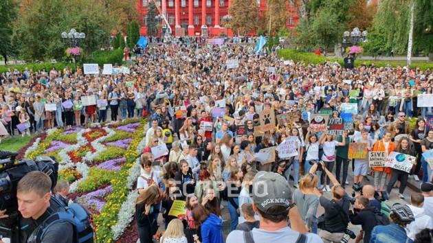 В Киеве проходит Марш в защиту животных: фото и видео