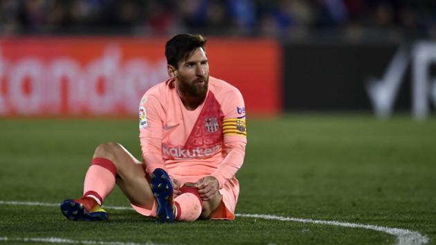 """Возвращение Месси: лидер """"Барселоны"""" приступил к тренировкам"""