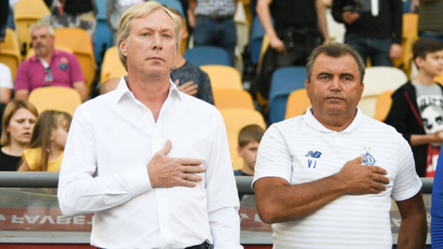 Алексей Михайличенко и Вадим Евтушенко