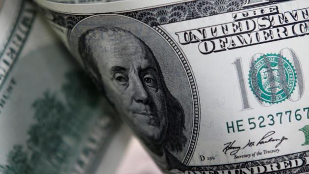НБУ опустил доллар до нового минимума с января 2016 года