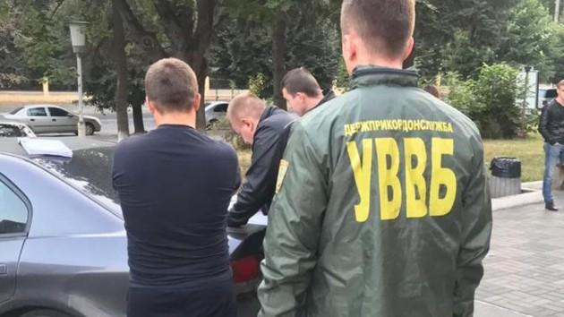 В Черновицкой области двое офицеров пограничничной службы погорели на взятках