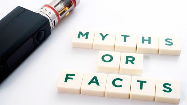 Главные мифы об электронных сигаретах