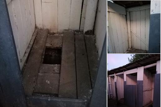 На Закарпатье первоклассник упал в выгребную яму школьного туалета