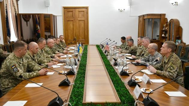 Украинские и американские военные обсудили дальнейшее сотрудничество: подробности