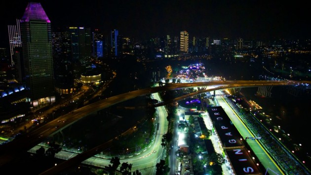 Пожары и задымления: гран-при Сингапура оказался под угрозой срыва