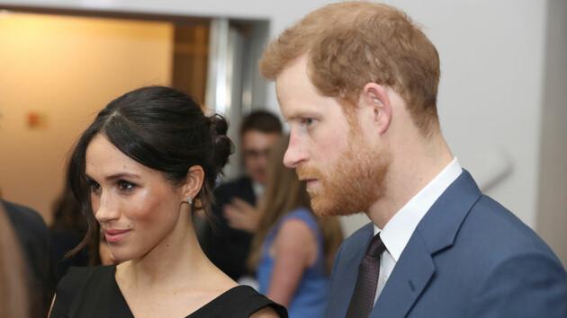 Новые детали из книги: брат принца Гарри отговаривал его жениться на Меган Маркл