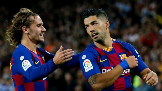 """Жесткое наказание для """"Барселоны"""": клуб может поплатиться за трансфер Гризманна"""