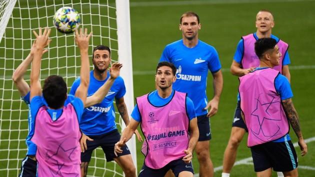 Смотреть матч лиги чемпионов зенит боруссия ответный матч