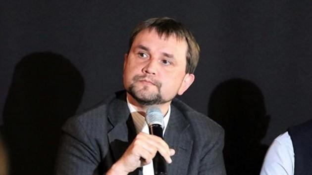 Вятрович уволен с поста главы Института нацпамяти (дополнено)