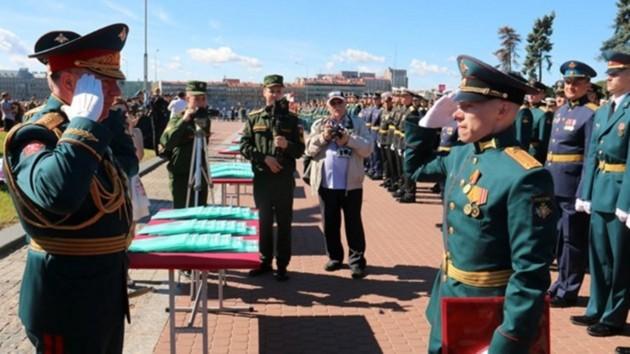 Россия перебрасывает на Донбасс спецназ и выпускников военных вузов
