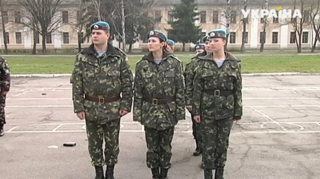 В Генштабе рассказали, сколько женщин служат в Вооруженных силах
