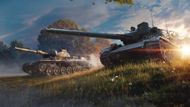 В World of Tanks появится фотореалистичная графика будущего