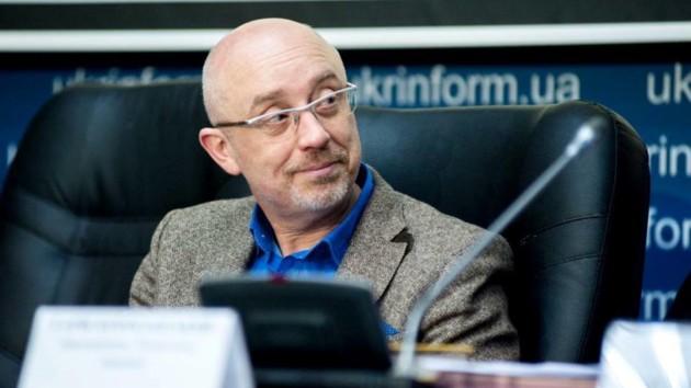 Никаких автоматов: Резников озвучил четкие условия для выборов на Донбассе