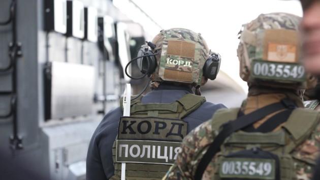 Задержание террориста на мосту Метро: в МВД рассказали о подробностях операции